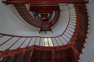 04A1_MarciaFasy_CAVE_IronLighthouseStairs